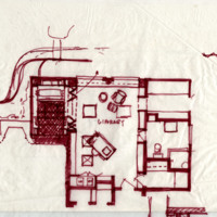 Sketch, Small Library (Ms1997-006)
