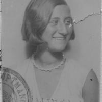 Portrait, Judith (Dita) Roque-Gourary (Ms2011-074)